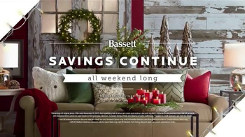Bassett TV Spot, 'Accent Chairs and Recliners' - Thumbnail 5