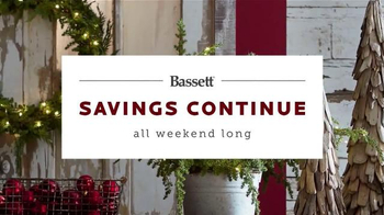 Bassett TV Spot, 'Accent Chairs and Recliners' - Thumbnail 1