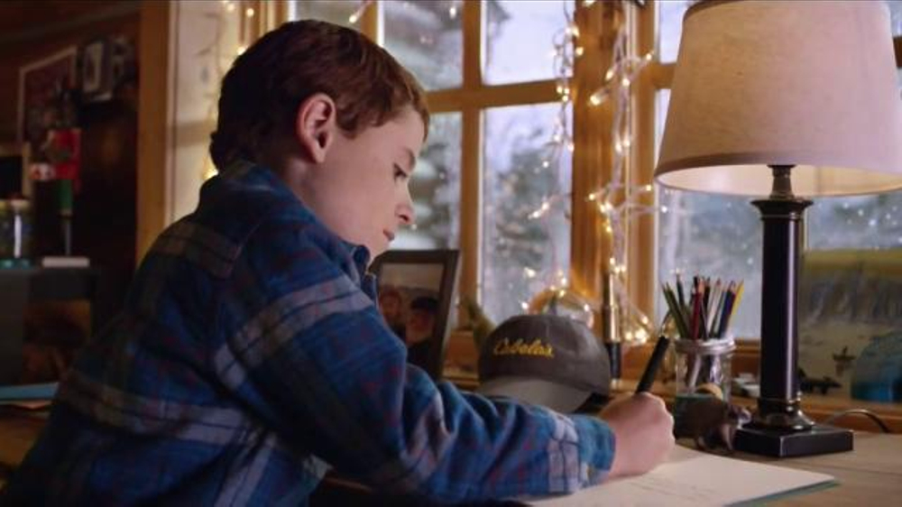 cabelas christmas sale tv commercial hunting with grandpa ispottv - Grandpa For Christmas