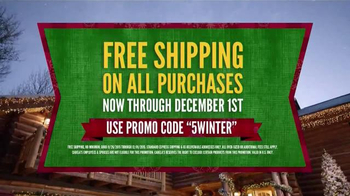 Cabela's Christmas Sale TV Spot, 'Hunting With Grandpa' - Thumbnail 9