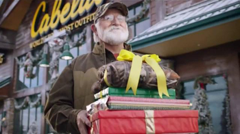 Cabela's Christmas Sale TV Spot, 'Hunting With Grandpa' - Thumbnail 2