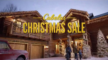 Cabela's Christmas Sale TV Spot, 'Hunting With Grandpa' - Thumbnail 8