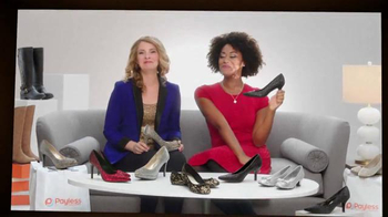 Payless Shoe Source Christmas Sale TV Spot, 'All About Sparkle' - Thumbnail 10