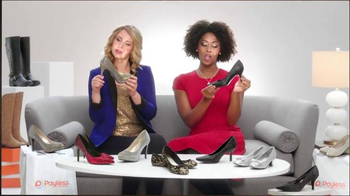 Payless Shoe Source Christmas Sale TV Spot, 'All About Sparkle' - Thumbnail 2