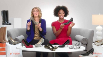 Payless Shoe Source Christmas Sale TV Spot, 'All About Sparkle' - Thumbnail 3