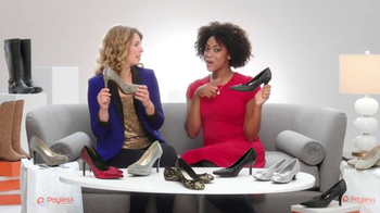 Payless Shoe Source Christmas Sale TV Spot, 'All About Sparkle' - Thumbnail 5