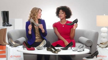 Payless Shoe Source Christmas Sale TV Spot, 'All About Sparkle' - Thumbnail 6