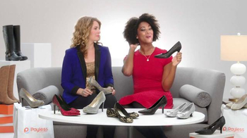 Payless Shoe Source Christmas Sale TV Spot, 'All About Sparkle' - Thumbnail 9