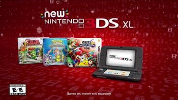 Nintendo 3DS XL TV Spot, 'Favorite Nintendo Characters' - Thumbnail 9