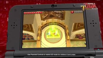 Nintendo 3DS XL TV Spot, 'Favorite Nintendo Characters' - Thumbnail 3