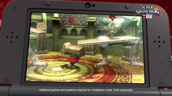 Nintendo 3DS XL TV Spot, 'Favorite Nintendo Characters' - Thumbnail 6