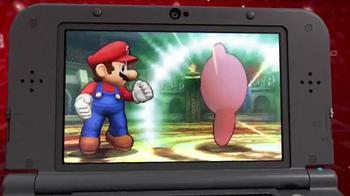 Nintendo 3DS XL TV Spot, 'Favorite Nintendo Characters' - Thumbnail 7
