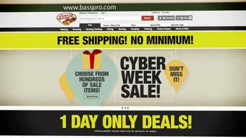 Bass Pro Shops Holiday Sale TV Spot, 'Flannel and Gift Cards' - Thumbnail 6
