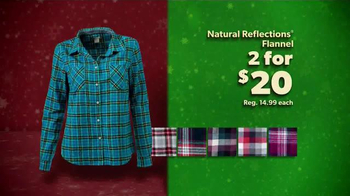 Bass Pro Shops Holiday Sale TV Spot, 'Flannel and Gift Cards' - Thumbnail 3