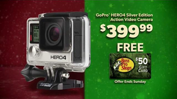 Bass Pro Shops Holiday Sale TV Spot, 'Flannel and Gift Cards' - Thumbnail 4