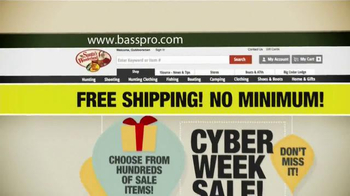 Bass Pro Shops Holiday Sale TV Spot, 'Flannel and Gift Cards' - Thumbnail 5