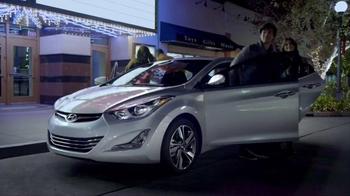 Hyundai Holidays Sales Event TV Spot, 'Happiest Holidays: Sedan' - Thumbnail 1