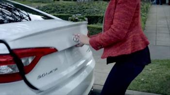 Hyundai Holidays Sales Event TV Spot, 'Happiest Holidays: Sedan' - Thumbnail 4
