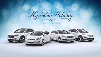 Hyundai Holidays Sales Event TV Spot, 'Happiest Holidays: Sedan' - Thumbnail 6