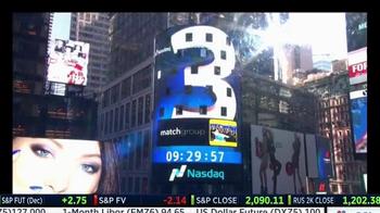 NASDAQ TV Spot, 'New Home: Match Group' - Thumbnail 1