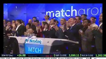 NASDAQ TV Spot, 'New Home: Match Group' - Thumbnail 4