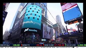 NASDAQ TV Spot, 'New Home: Match Group' - Thumbnail 6