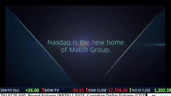 NASDAQ TV Spot, 'New Home: Match Group' - Thumbnail 8