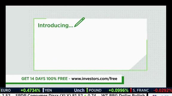 Investor's Business Daily Leaderboard TV Spot, 'Hold-Your-Hand Investing'