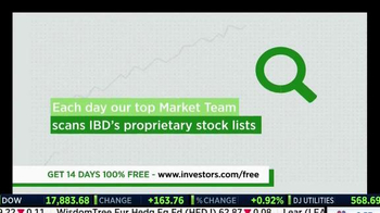 Investor's Business Daily Leaderboard TV Spot, 'Hold-Your-Hand Investing' - Thumbnail 3