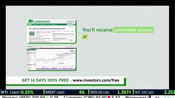 Investor's Business Daily Leaderboard TV Spot, 'Hold-Your-Hand Investing' - Thumbnail 4