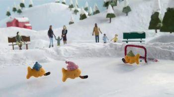 Goldfish TV Spot, 'Goldfish on a Snow Day'
