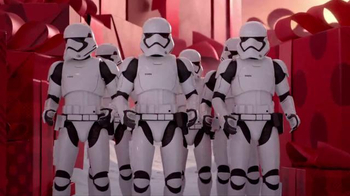 Target TV Spot, 'Stormtrooper Trick' - 1176 commercial airings