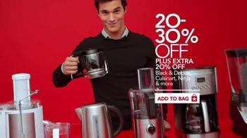 Macy's Cyber Monday Sale TV Spot, 'Coats, Boots and Small Appliances' - Thumbnail 7