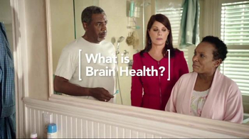 What Is Brain Health? TV Spot, 'Let's Talk' Featuring Marcia Gay Harden - Thumbnail 10