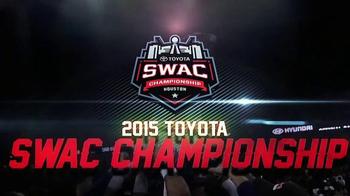 SWAC 2015 Toyota SWAC Football Championship TV Spot, 'R. Kelly' - Thumbnail 2