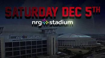 SWAC 2015 Toyota SWAC Football Championship TV Spot, 'R. Kelly' - Thumbnail 3