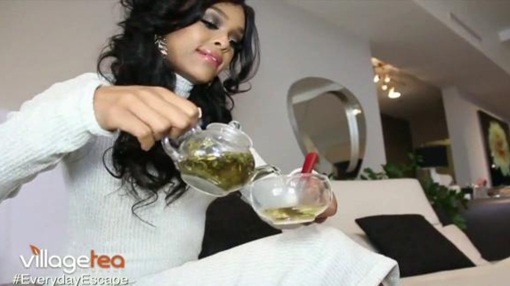 Village Tea Company TV Commercial, 'Everyday Escape' Featuring Demetria McKinney