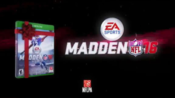 Madden NFL 16 TV Spot, 'Get the Gift of Madden NFL 16' Song by O.T. Genasis - Thumbnail 7