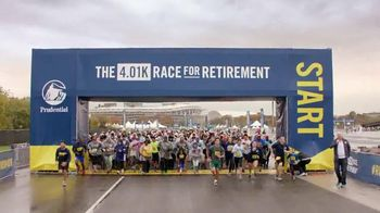 Prudential TV Spot, 'The Race for Retirement' - 1231 commercial airings