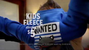 Kmart TV Spot, 'Fleece' - Thumbnail 2