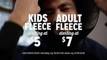 Kmart TV Spot, 'Fleece' - Thumbnail 3
