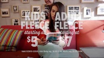 Kmart TV Spot, 'Fleece' - Thumbnail 4