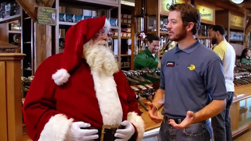Bass pro shops black friday sale tv commercial 39 flannel for Bass pro shop fish finders