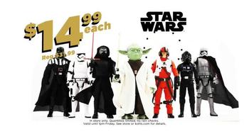 Kohl's Black Friday TV Spot, 'Star Wars Action Figures' - Thumbnail 4