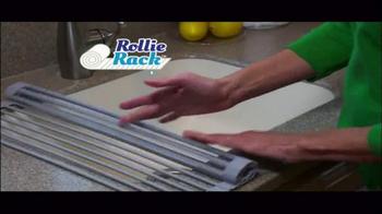 Rollie Rack TV Spot, 'Rolling Dish Rack' - Thumbnail 2