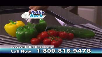 Rollie Rack TV Spot, 'Rolling Dish Rack' - Thumbnail 6