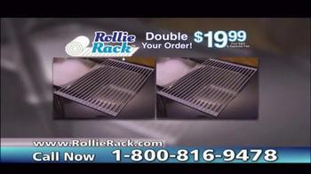 Rollie Rack TV Spot, 'Rolling Dish Rack' - Thumbnail 7