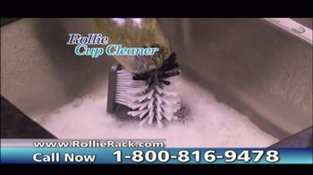 Rollie Rack TV Spot, 'Rolling Dish Rack' - Thumbnail 8
