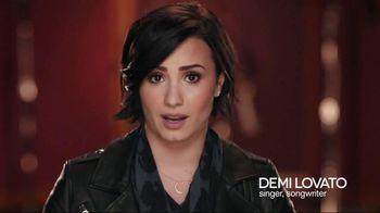 NAMI Be Vocal: Speak Up for Mental Health TV Spot, 'Change' Ft. Demi Lovato - 50 commercial airings