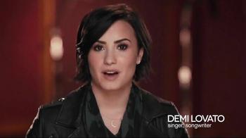 NAMI Be Vocal: Speak Up for Mental Health TV Spot, 'Change' Ft. Demi Lovato - Thumbnail 1